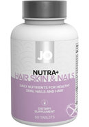 Jo Nutra Hair Nail Skin Supplement 60ct